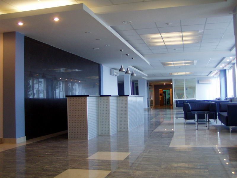 Ремонт бизнес центров